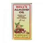 Almond Oil 400ml