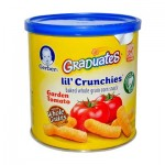 Gerber Lil' Crunchies Garden Tomato