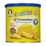 Gerber Lil' Crunchies Mild Cheddar