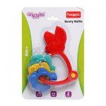 Giggles Bunny Rattle