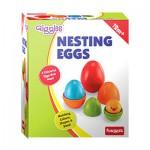 Giggles Nesting Eggs