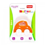 Giggles Roller Pals Rattle Car