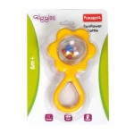 Giggles Sunflower Rattle