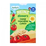Heinz Cereals Cheesy Vegetables & Pasta 7m+