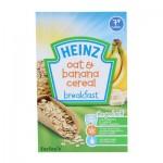 Heinz Cereals Oat & Banana 7m+