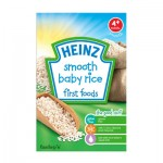 Heinz Cereals Smooth Baby Rice 4m+