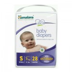 Himalaya Baby Diaper S28
