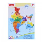 Learn India Map