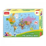 Learn The World Map