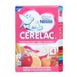 Nestle Cerelac Multi Grain 5 Fruits Stage-4 300g