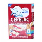 Nestle Cerelac Wheat Apple Cherry Stage-2 300g