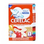 Nestle Cerelac Wheat Apple Stage-1 300g