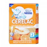 Nestle Cerelac Wheat Orange Stage-2 300g