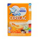 Nestle Cerelac Wheat Rice Mango with Dates Stage-3 300g
