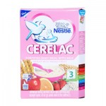 Nestle Cerelac Wheat Rice Mixed Fruit Stage-3 300g