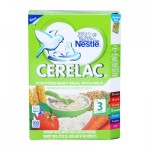 Nestle Cerelac Wheat Rice Mixed Veg Stage-3 300g