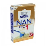 Nestle NAN 1 Infant Formula 400g Refill