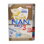 Nestle NAN 3 Follow-up Formula 400g Refill