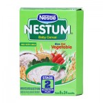 Nestle Nestum Rice Dal Vegetable Cereal Stage 2
