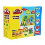 Play Doh Flower Maker