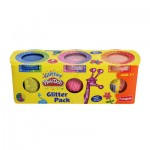 Play Doh Glitter Value Pack