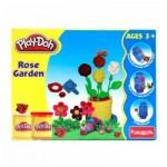 Play Doh Rose Garden