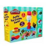 Play Doh Softy Ice Cream Swirl