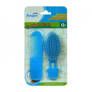 Stony Angel Comb and Brush