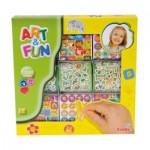 Art and Fun 1000 Sticker (2 Assortment)