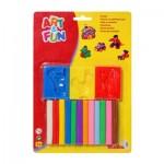Art and Fun Clay (12 Sticks)