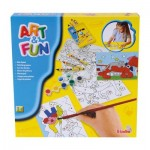 Art and Fun Paint by Colours