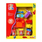 Art and Fun Plastic Dough Play Set