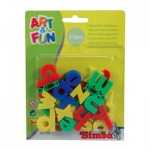 Art and Fun Plastic Magnetic (31 Pieces)
