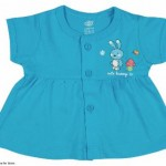 Baby Frock Blue