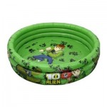Ben10 Inflatable Baby 3-Ring Pool (39-inch)