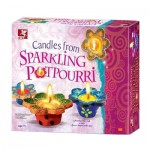 Candles from Sparkling Pot Pourri