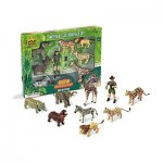 Eco Expedition African Safari Moveable Play Set