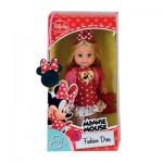 Evi Love Minnie Mouse Fashion Dress 12cm