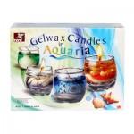 Gelwax Candles-Aquaria