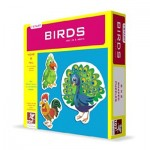 Head And Tail Birds Puzzle
