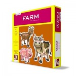 Head And Tail Farm Puzzle