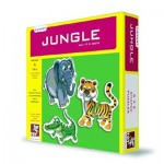 Head And Tail Jungle Puzzle