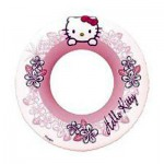 Hello Kitty Medium Swim Ring, Multi Color (91cm)