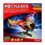 Mechanix 93pcs Helicopter