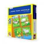 More Farm Animals Puzzle