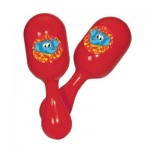 My Music World Plastic Maracas