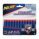 NERF N-Strike Elite Dart Refills 12 Pack