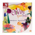 Origami-Floral Fiesta