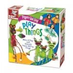 Paper Quilling-Play Things