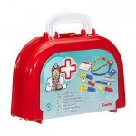 Plastic Doctor Play Set (9 Pieces)